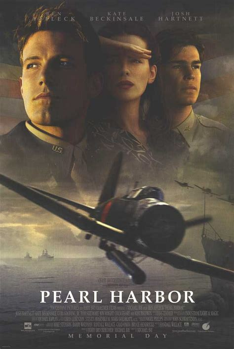 Pearl Harbor movie posters at movie poster warehouse