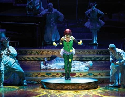 Cirque du Soleil's One Night for One Drop